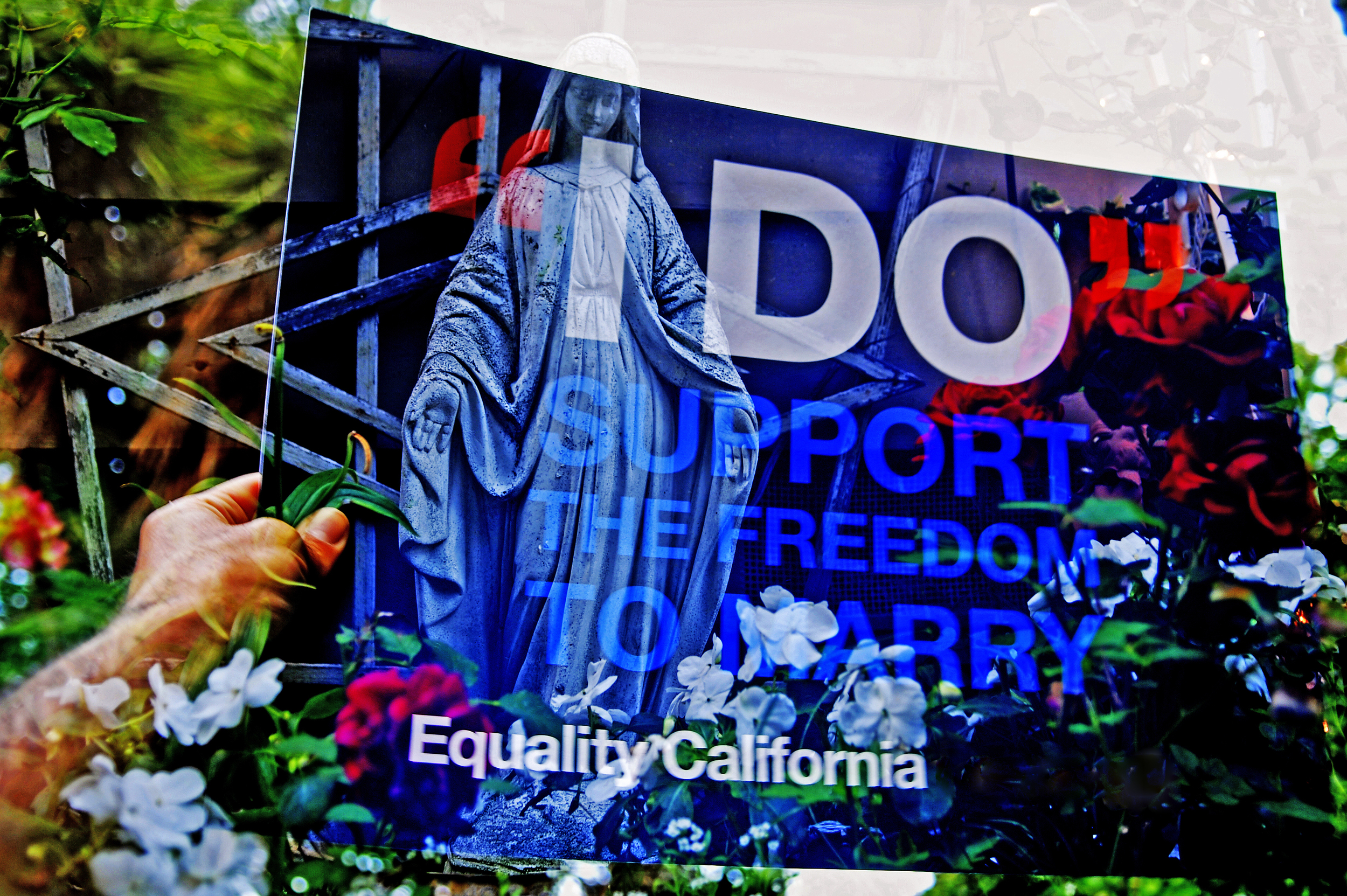 Freedom to Marry Mary