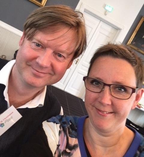 Anne-Marie & Jesper