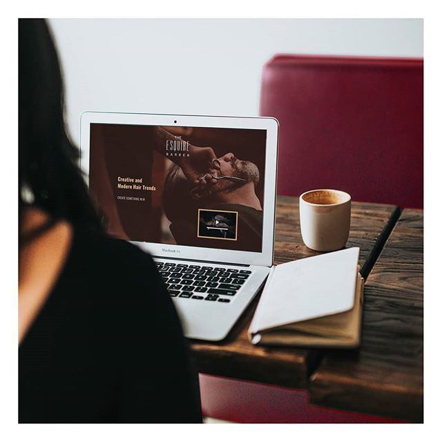 Working on a new website/project that I'm SO excited about! It's pretty top secret until it launches this summer, but I'm taking in new clients in the meantime! If you need a new brand/website or know someone that does, send them my way!⁣ .⁣ #customwebsite #squarespacewebsite #webdesigner #branding #branddesign