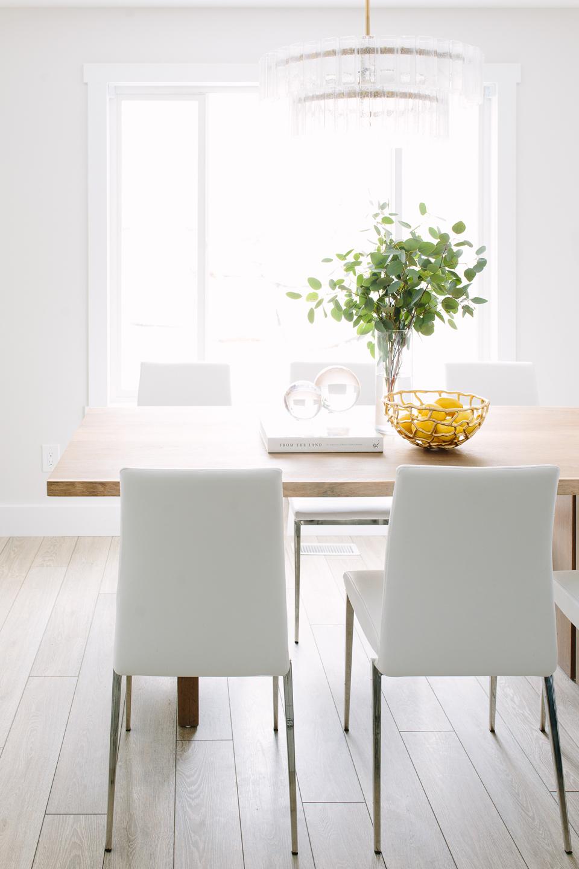 Contemporary dining renovation   Akin Design Studio