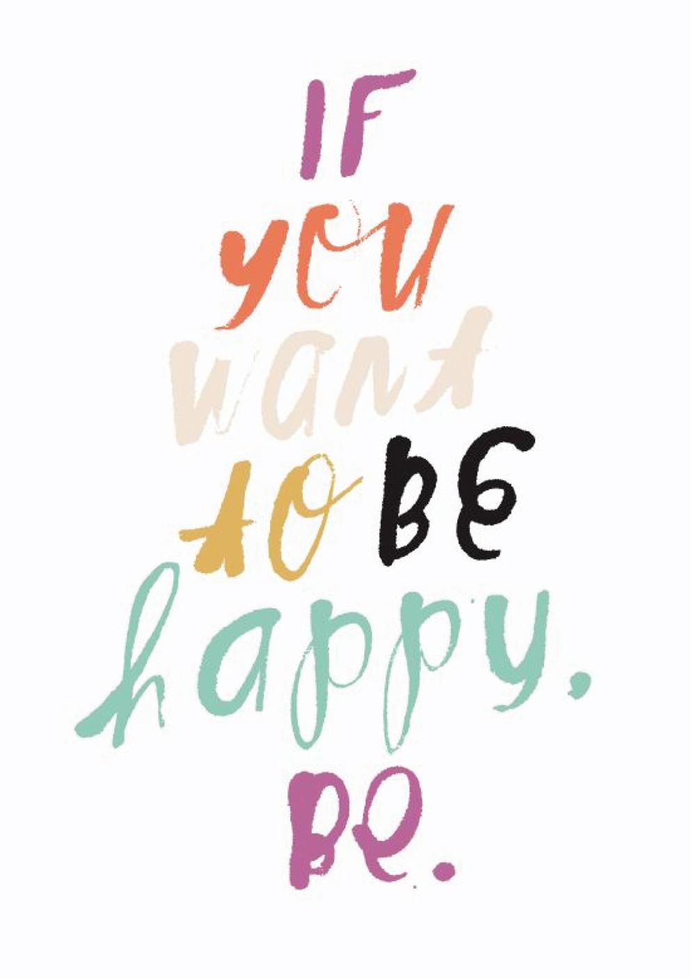 Be Happy | Akin Design Studio