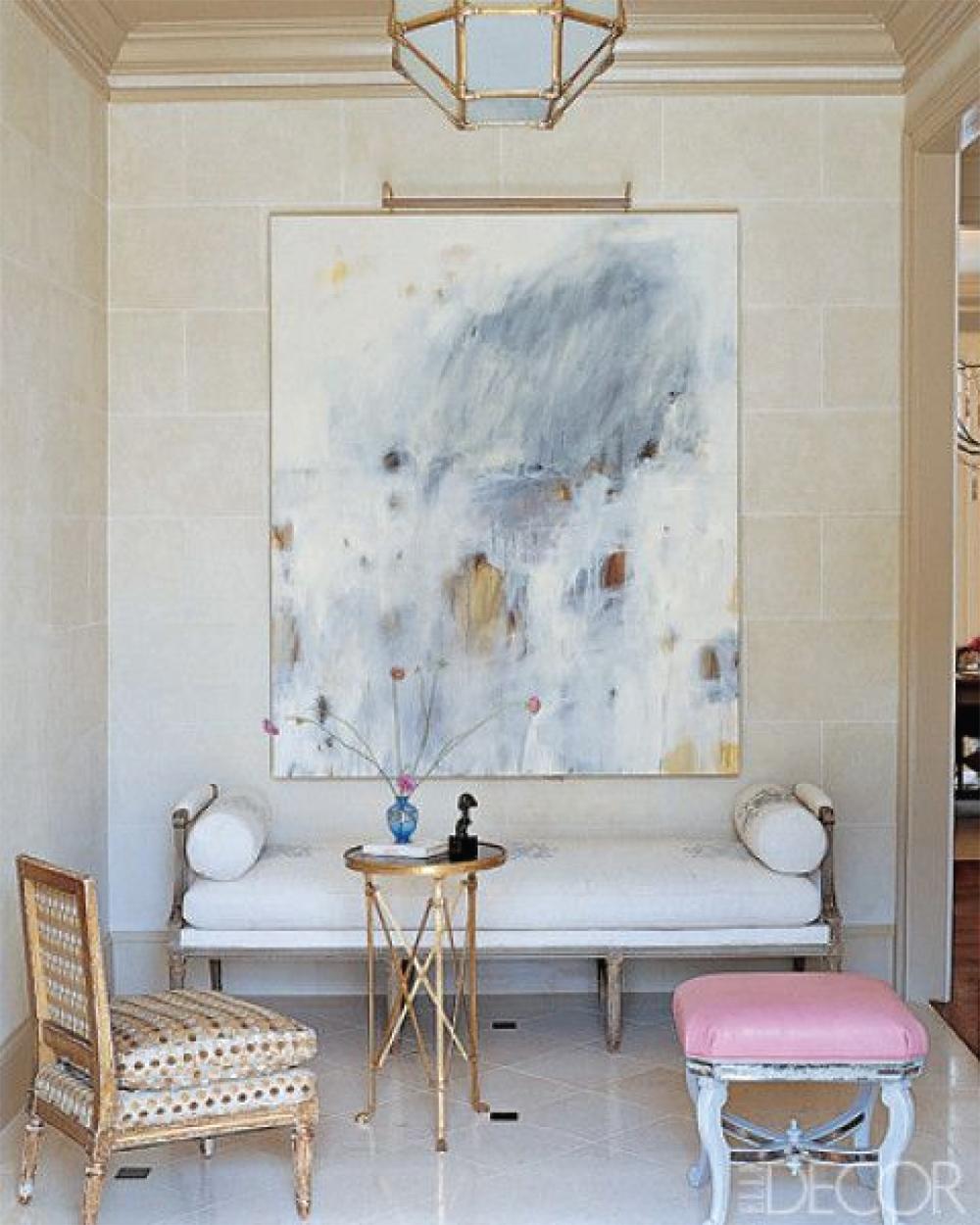Pink Details by Suzanne Kasler