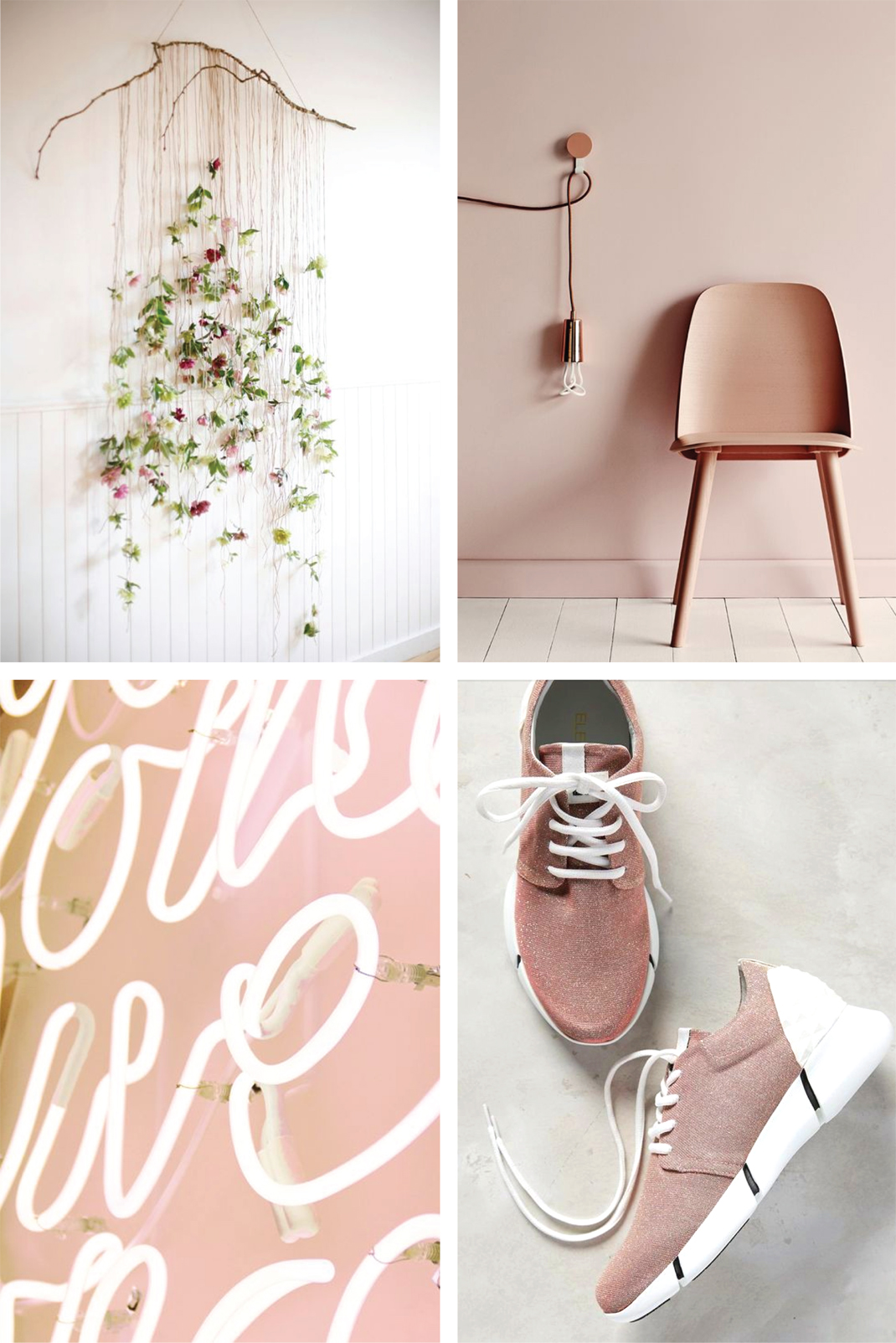Blush Pink Vibe | Akin Design Studio