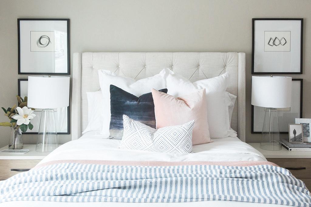 Classic Bedroom Design | Akin Design Studio