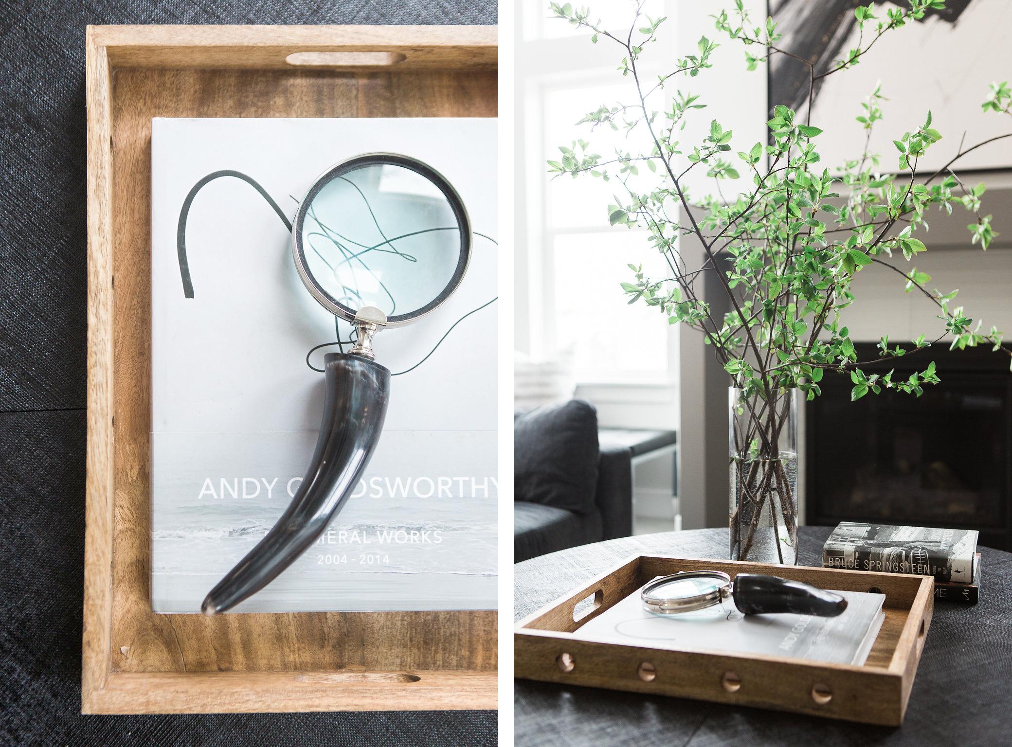 Minimal Modern Living Room Design Details | Akin Design Studio
