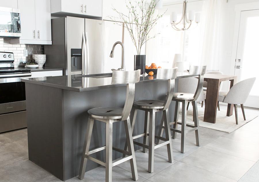 Modern Kitchen Design | Akin Design Studio
