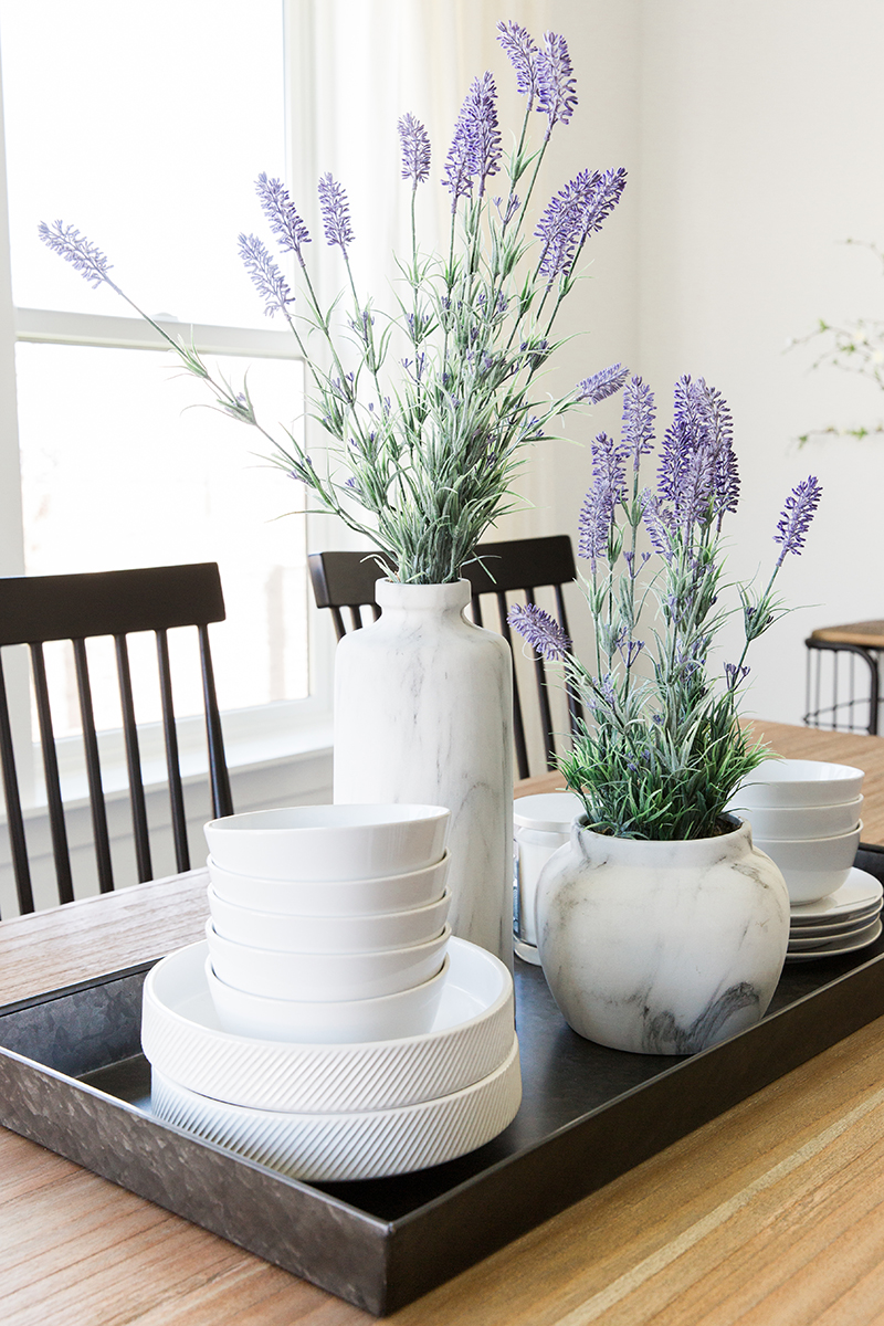 Dining room styling | Akin Design Studio