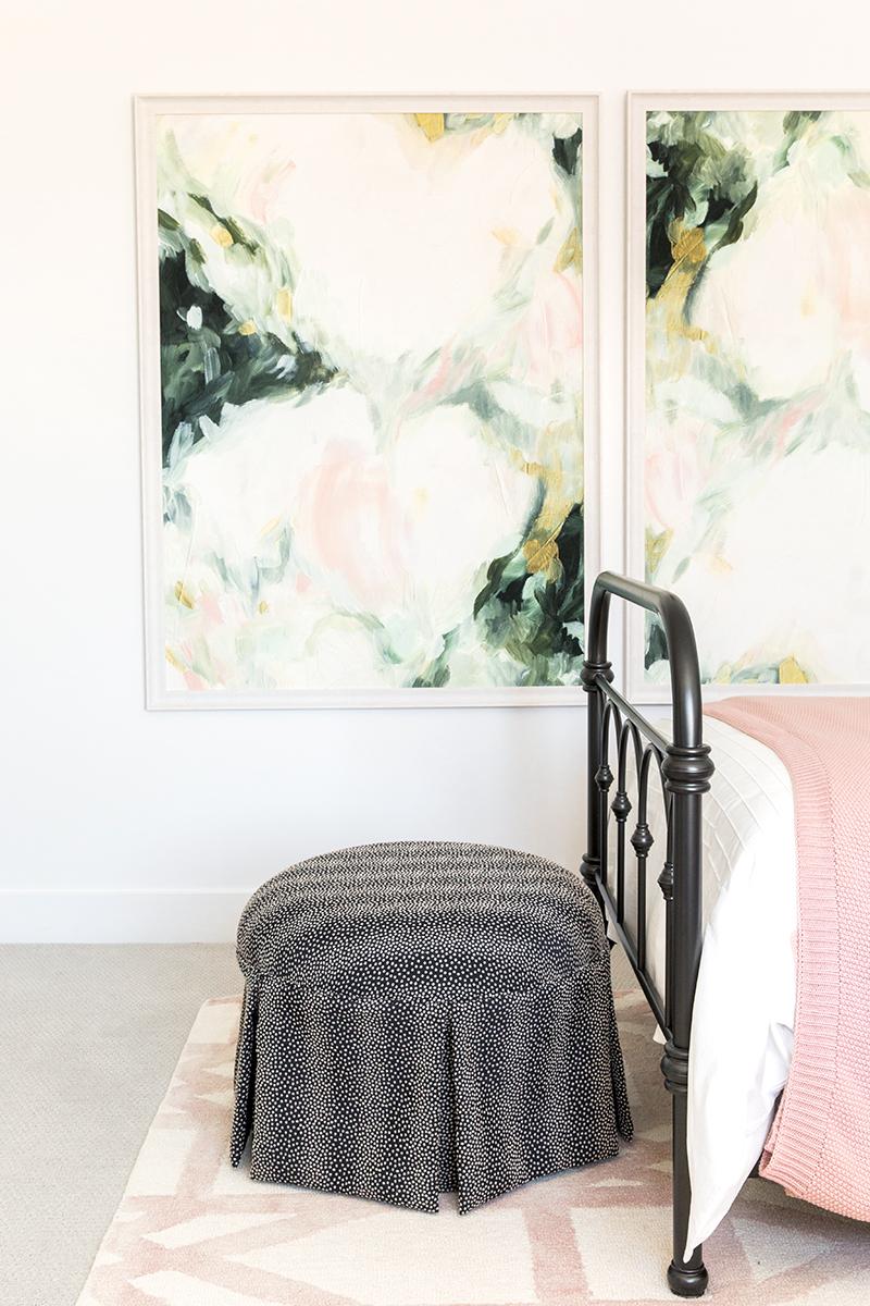 Girls Bedroom Art