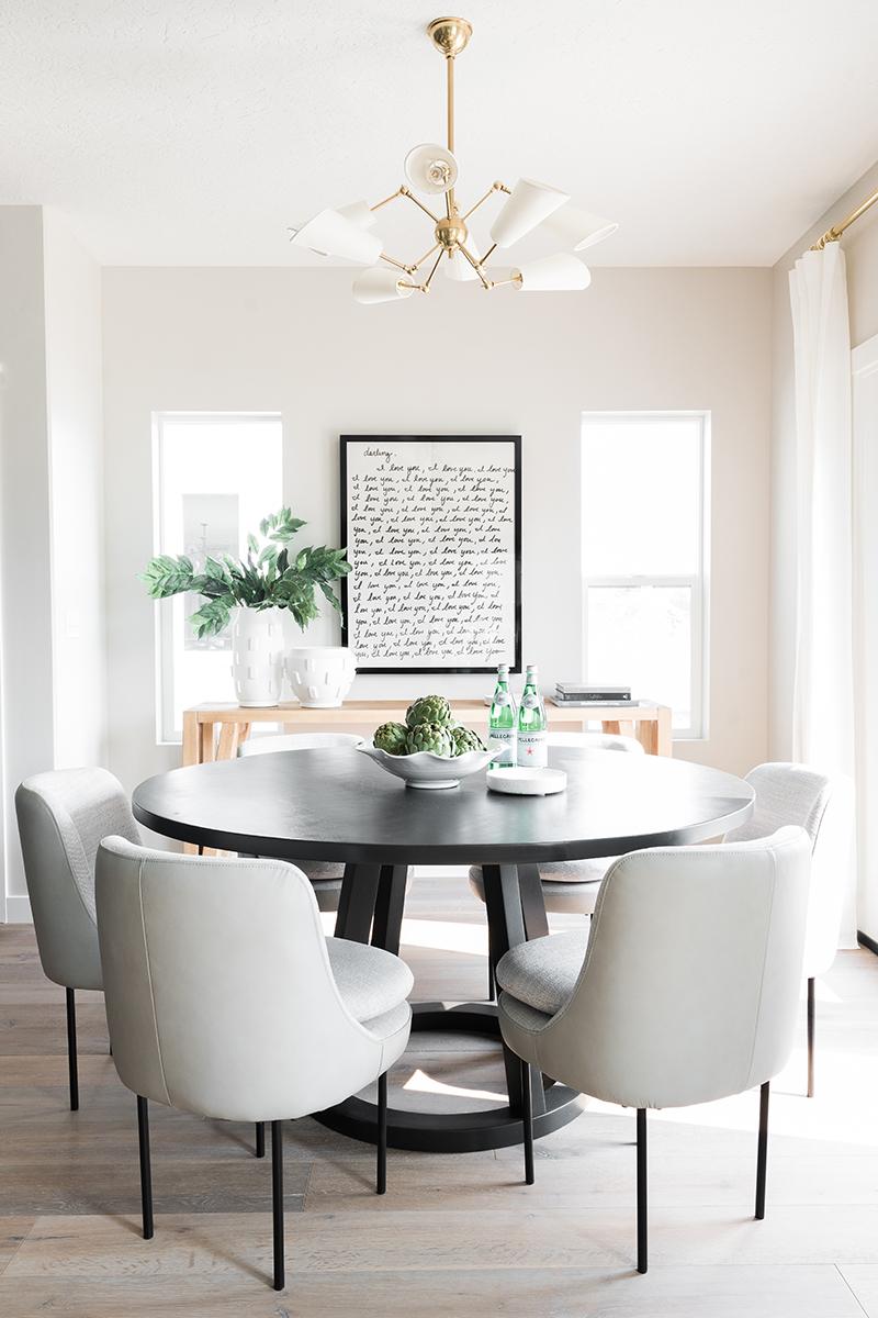 Dining Room Design | Akin Design Studio