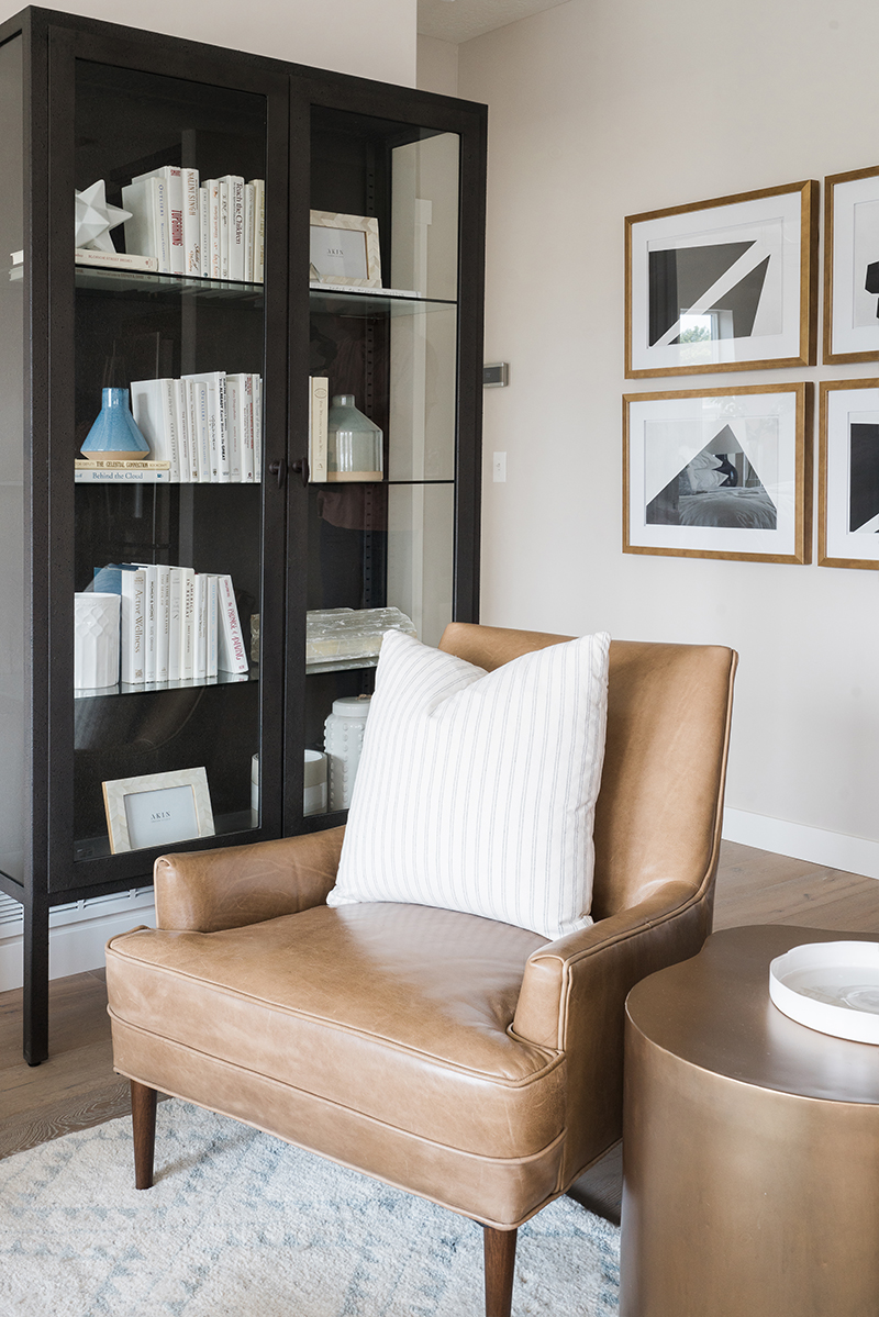 Bellows Living Room Design | Akin Design Studio