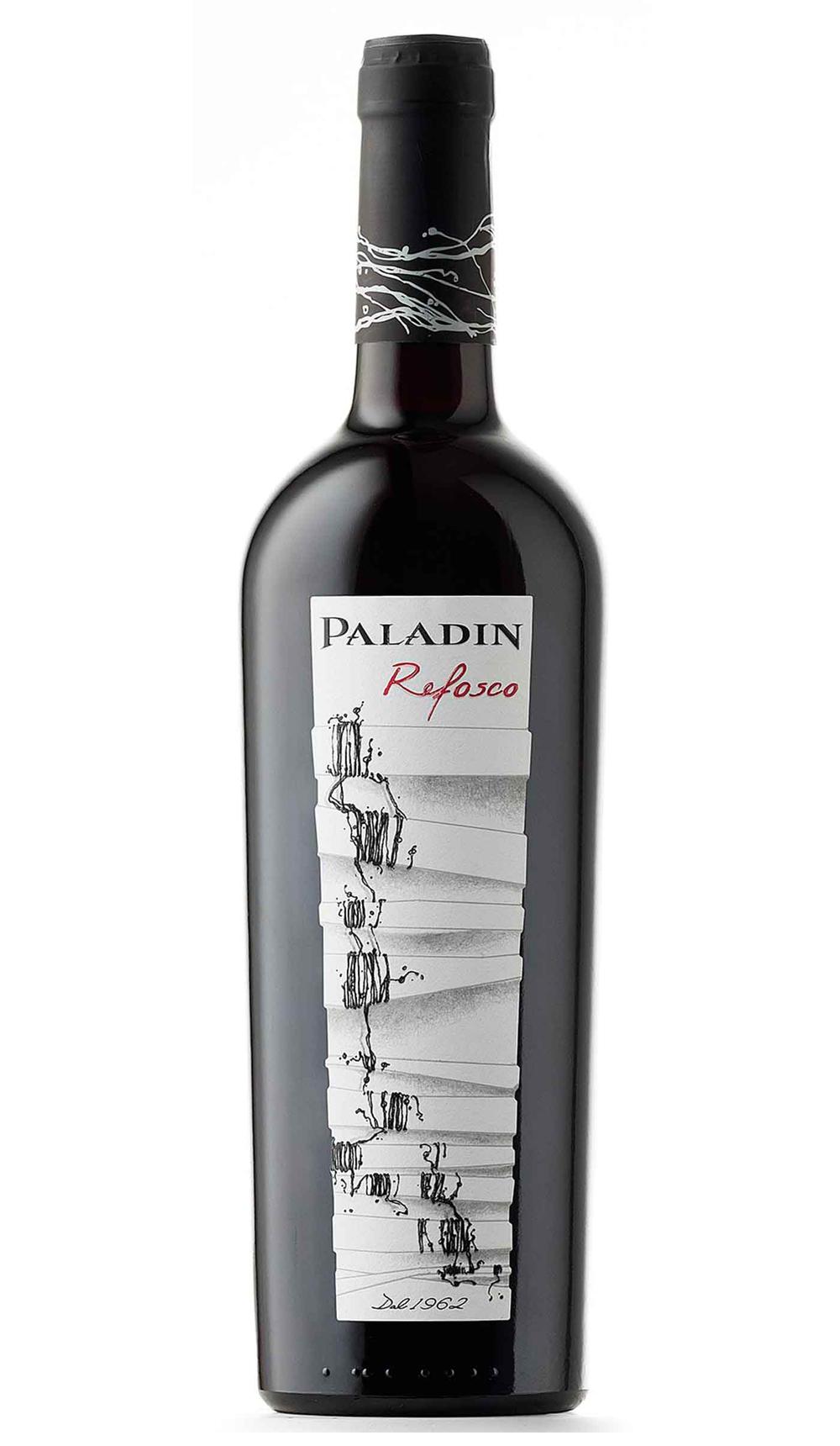 Paladin, Refosco, 2013
