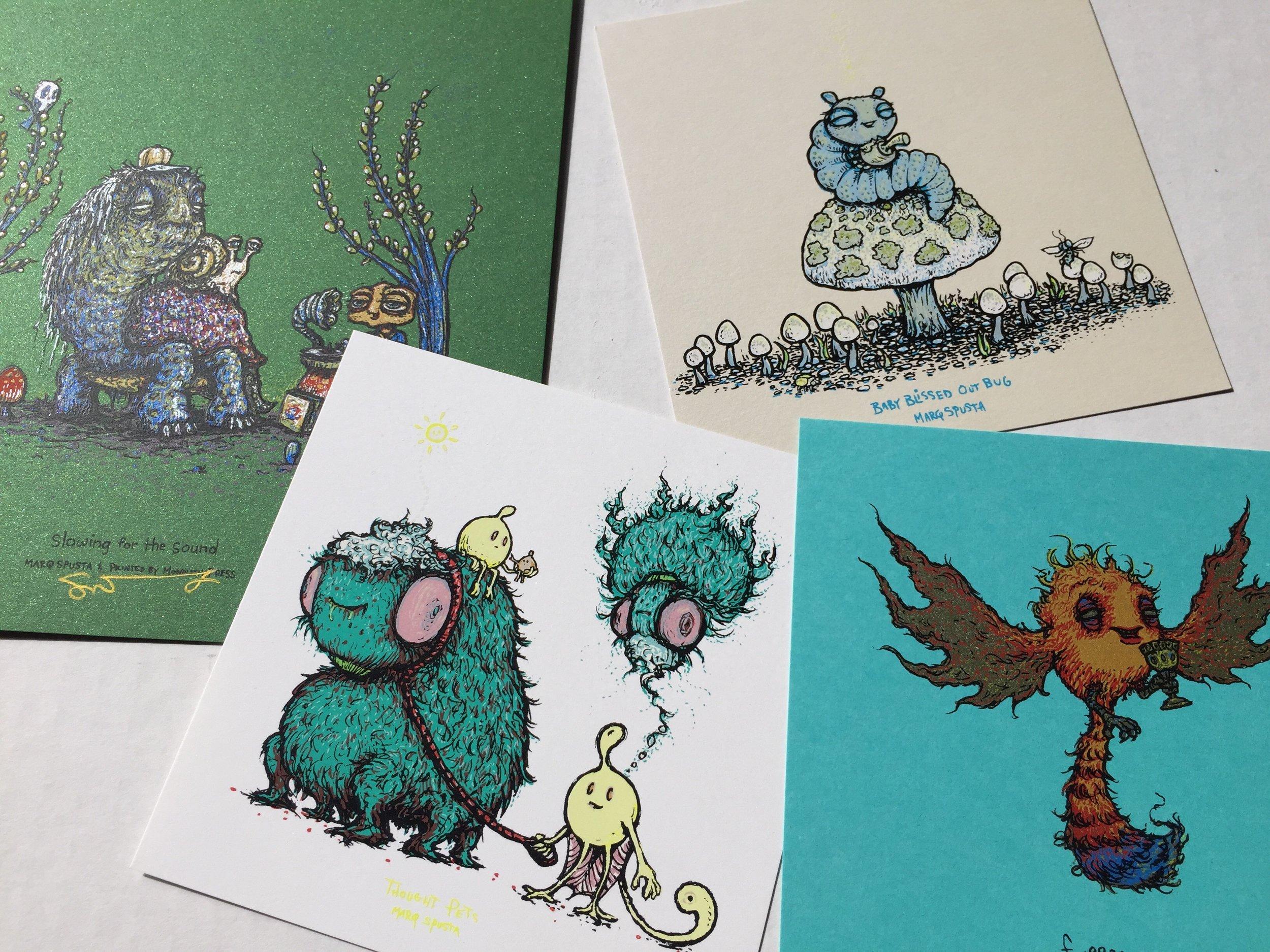 Pack 8 (4 prints)