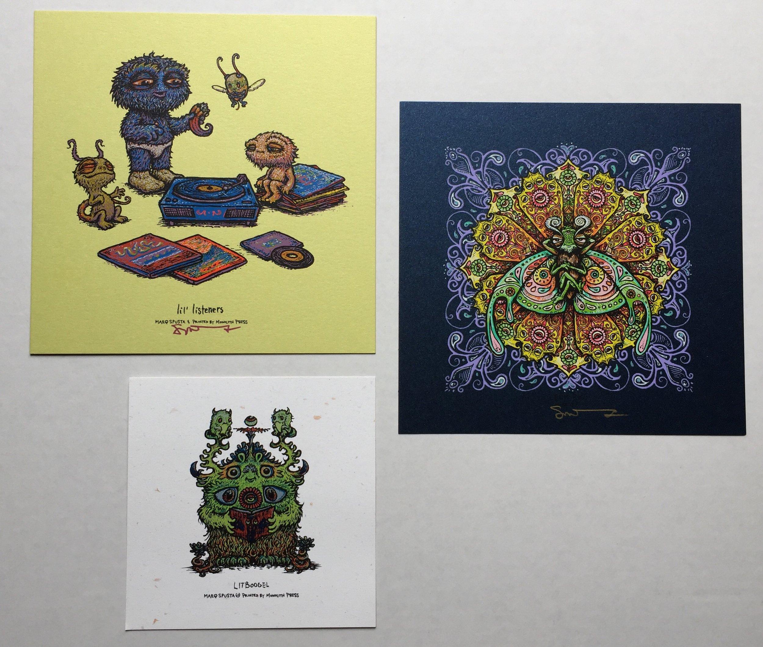 $200 Mini Print Pack #2