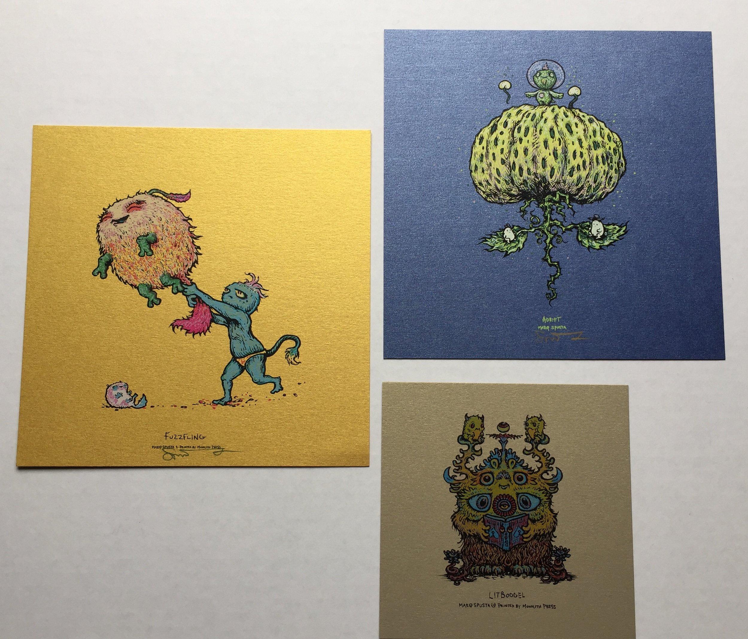 $200 Mini Print Pack #4***