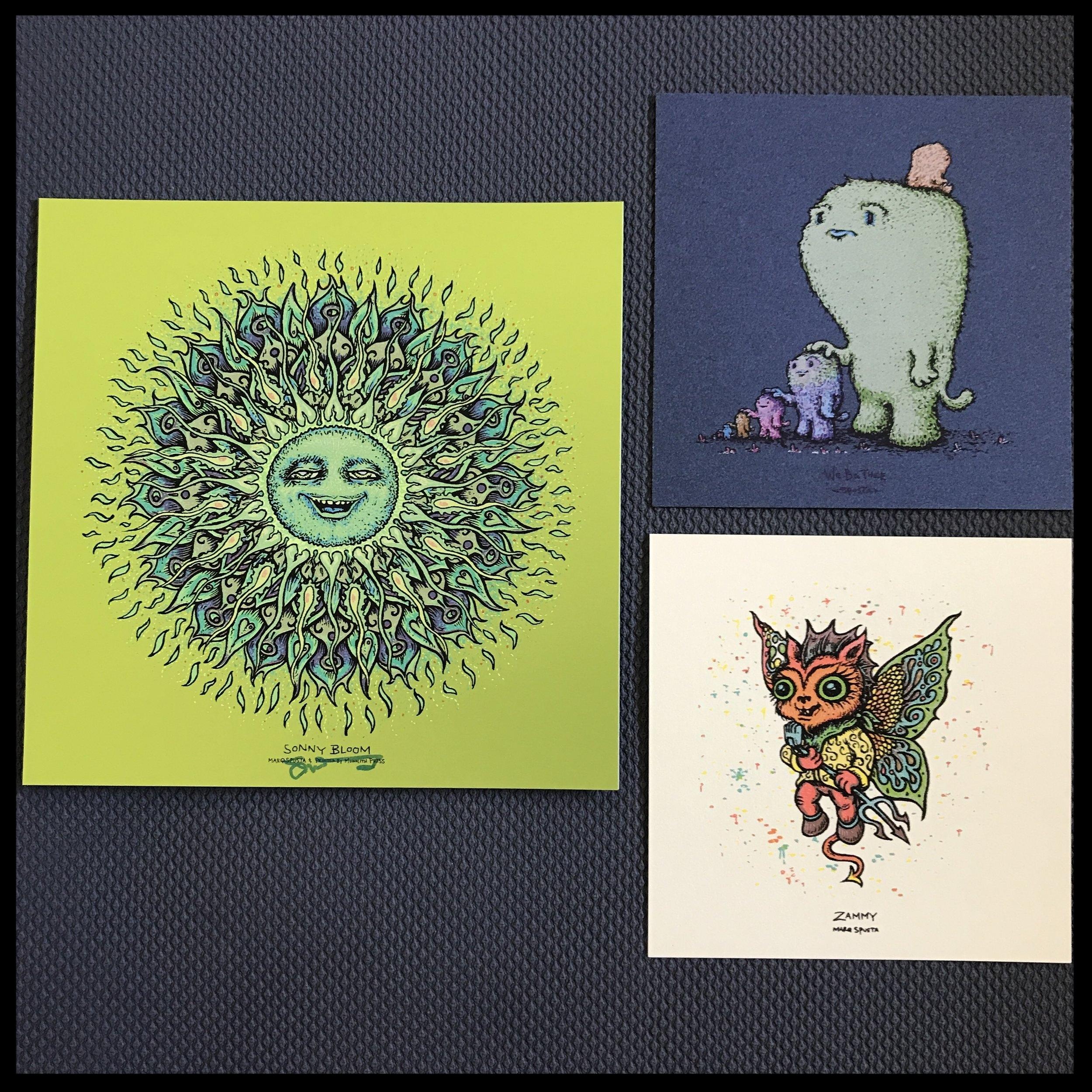 Pack G - $260 (Cosmic Green Foil)