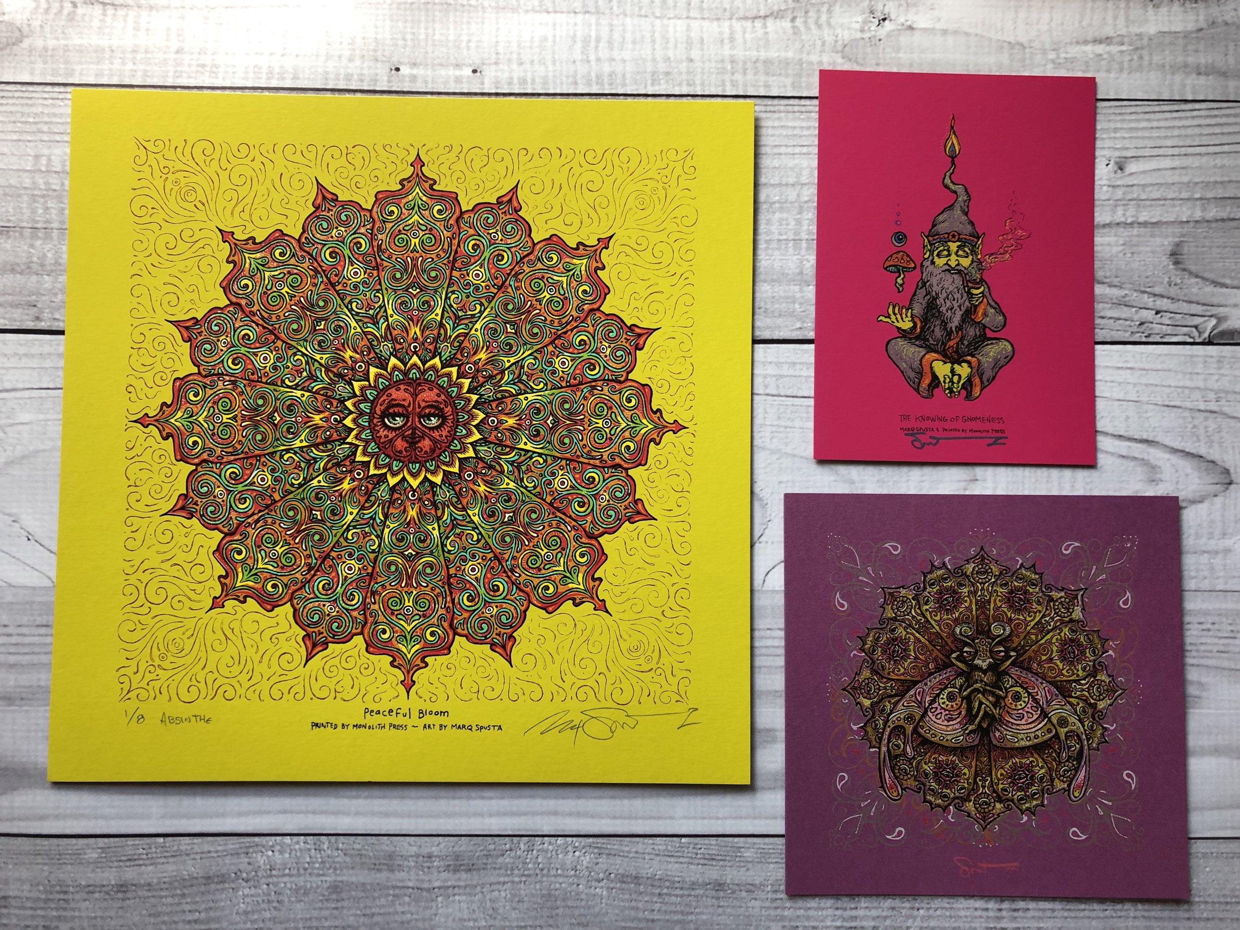 $420 Pack C - Absinthe Peaceful Bloom