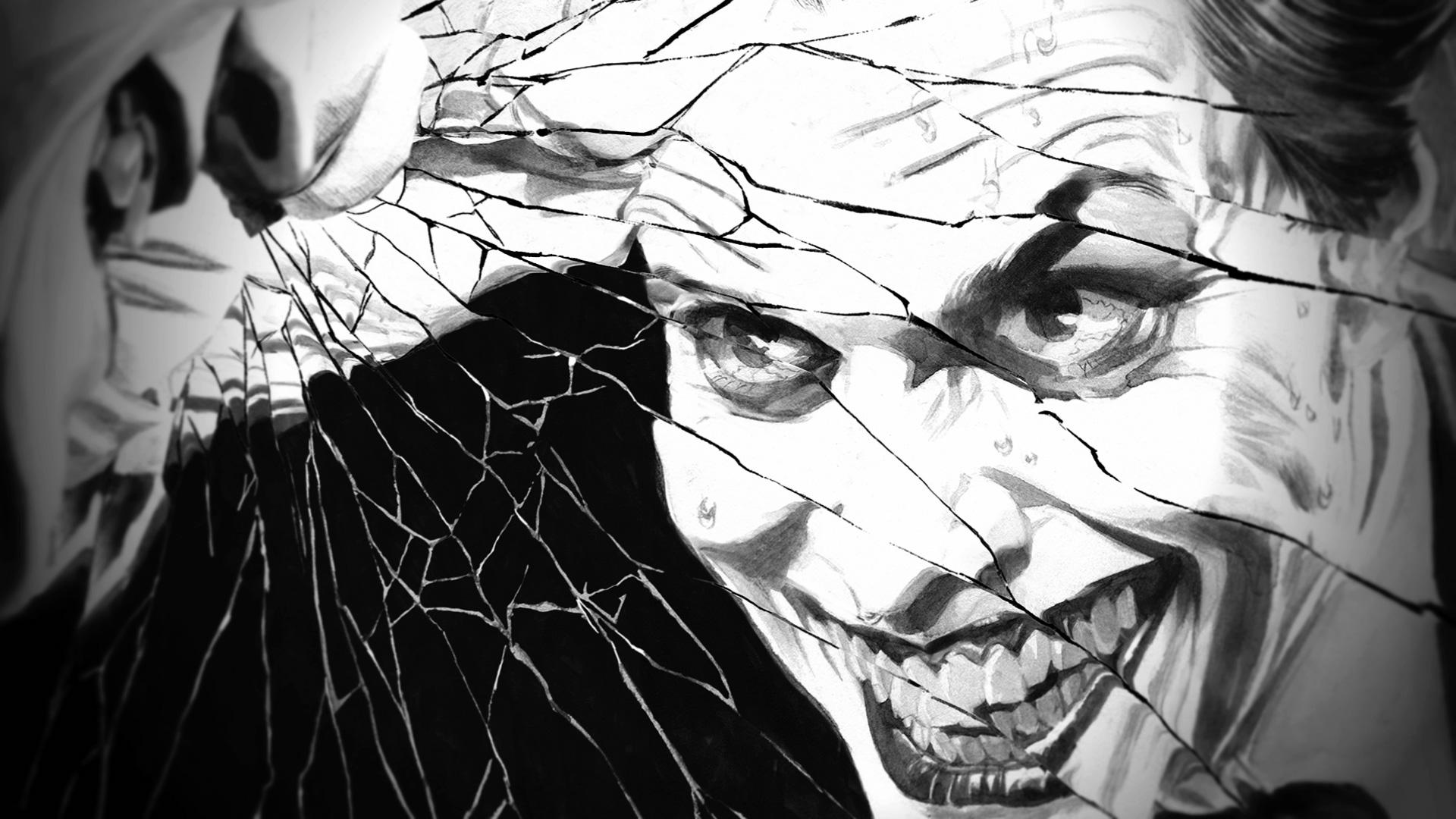 "<a href=""/batman-black-and-white"">Batman: Black and White</a>"