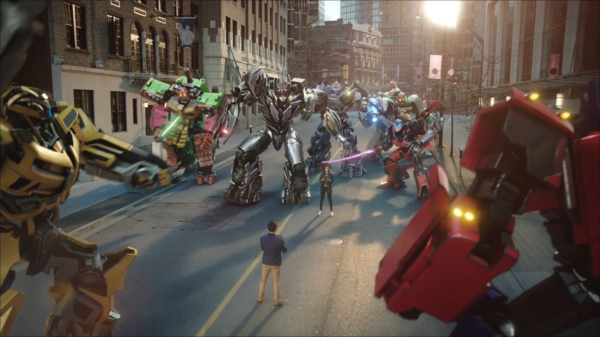 Prime Time   Transformers: Forged to Fight TV Spot    View Project