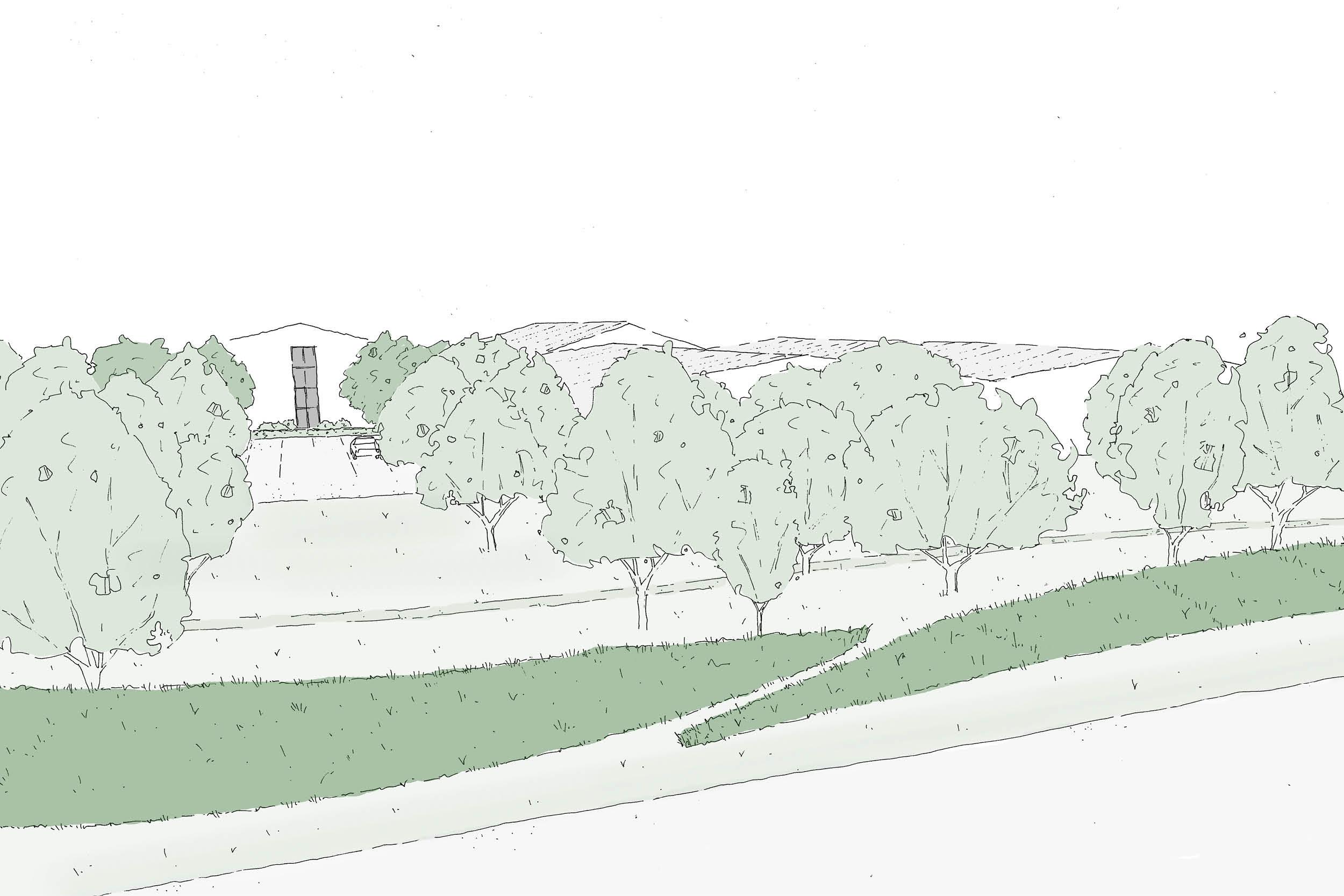 Grove Mill Winery Landscape Mitigation