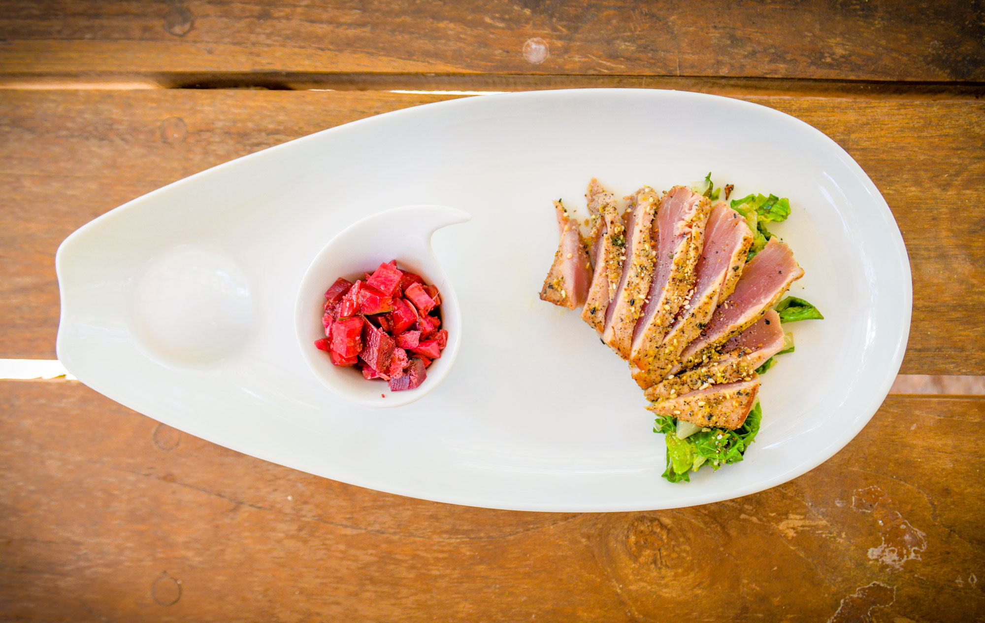 Roasted-sesame-tuna-with-ginger-juice-bok-choy-with-raddish-and-beetroot-kimchi.jpg