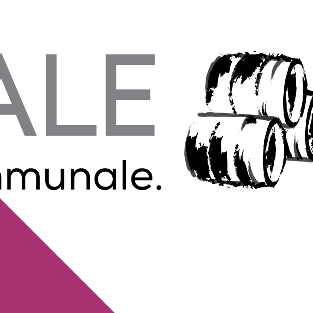 COMMUNALE - logo design