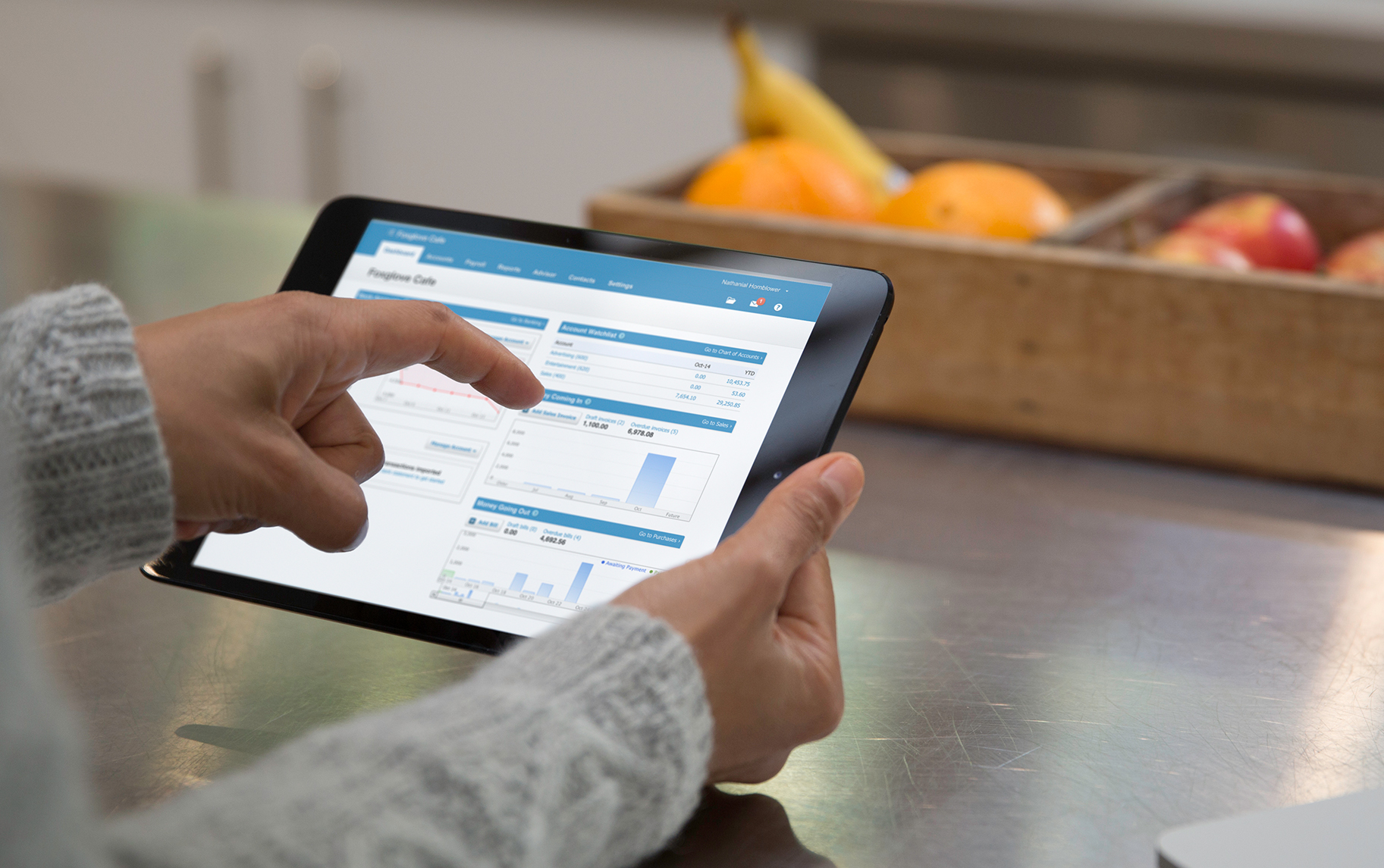managing customer payments remotely