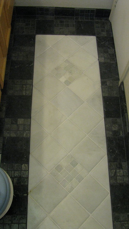 Finished Custom Floor Pattern.JPG
