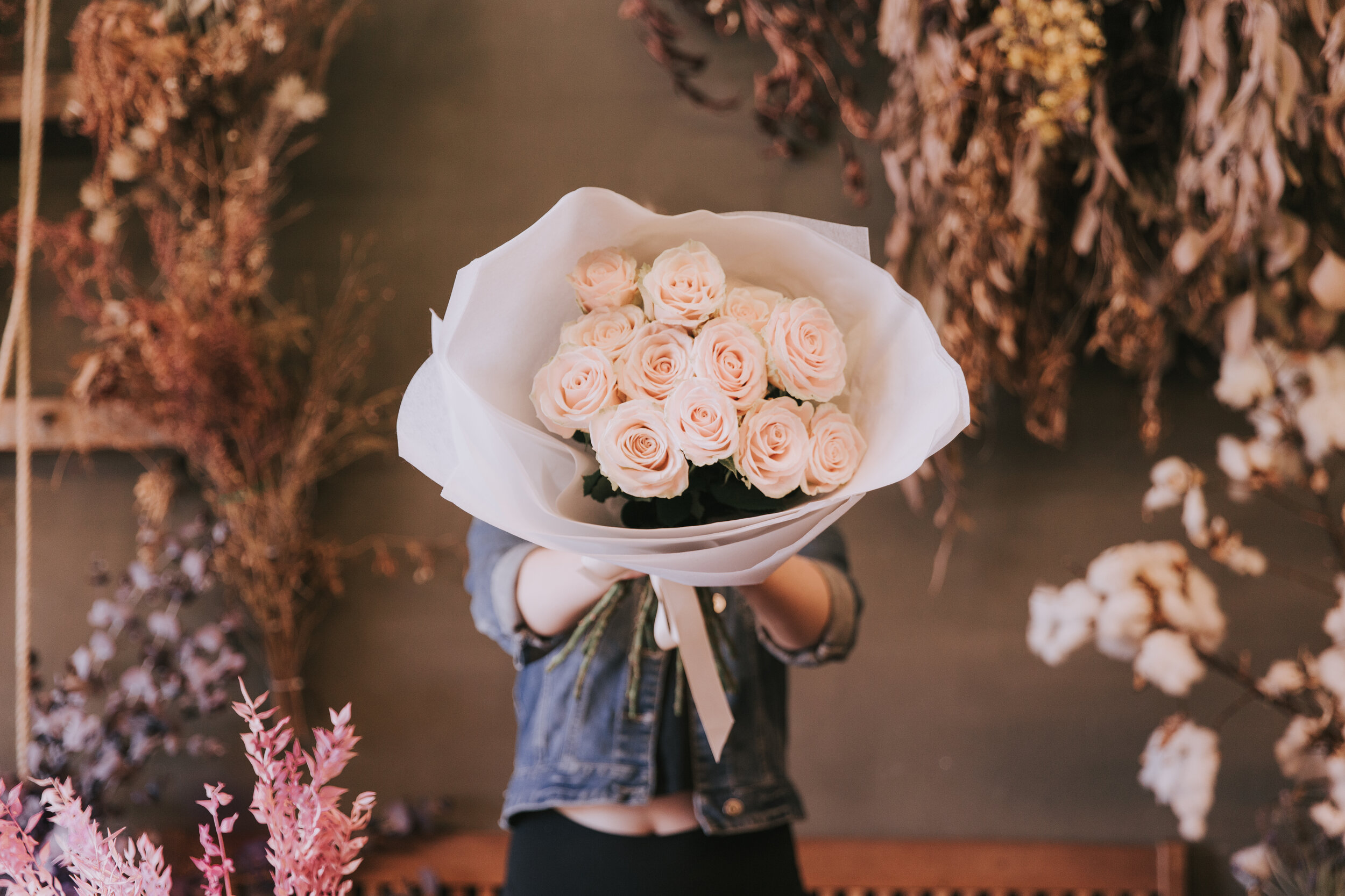 The Meadow Romance - Say it with a dozen roses.From $60AUD