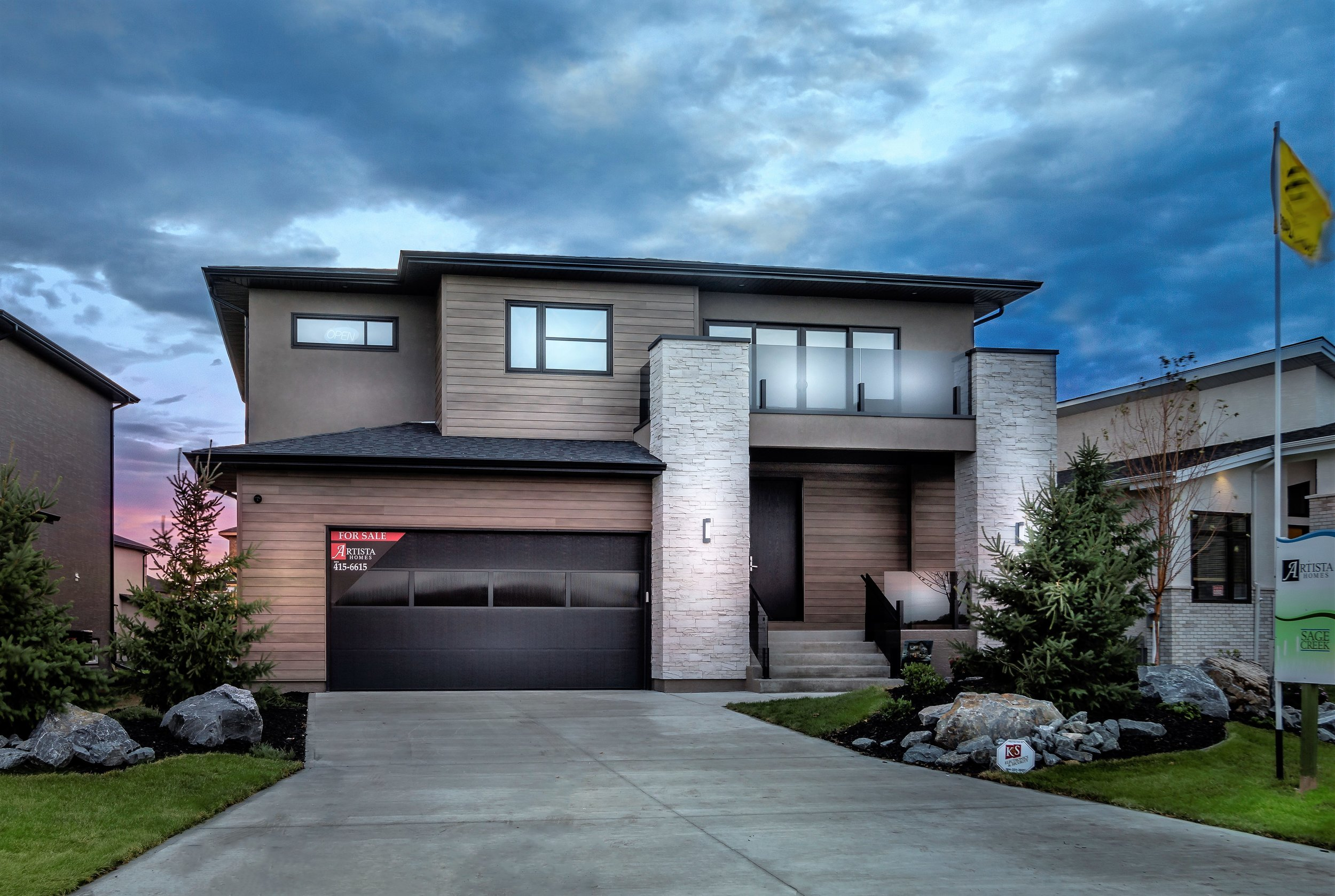 Artista Show Home34 West Plains Drivein Sage Creek - HOURS:Monday to Thursday 5pm-8pmSaturday & Sunday from 1pm-5pm.