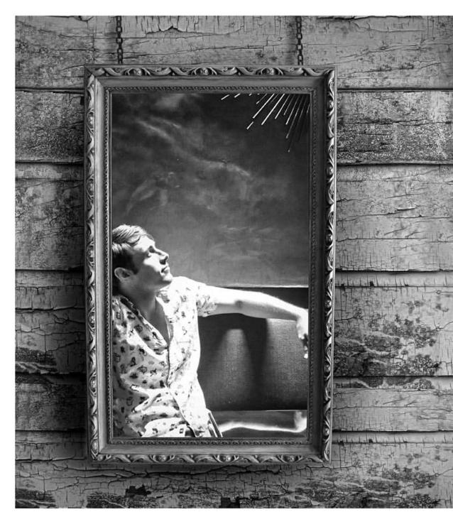 Model Jimmy Flint-Smith Photo by Juan Coronado