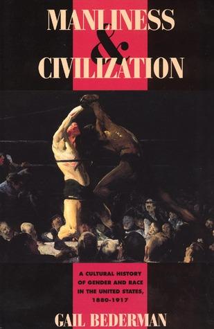 Book Cover of Gail Bederman Book