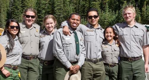 U. S. National Park Rangers