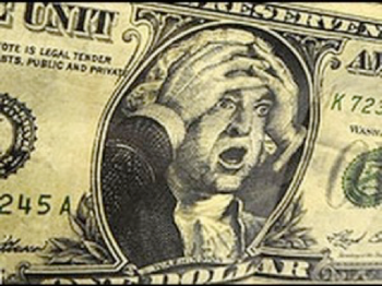 Dollar in Distress