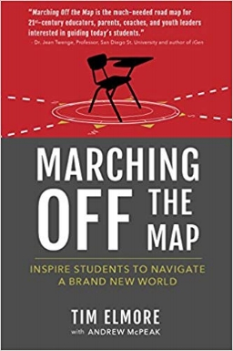 Tim Elmore Book Marching Off the Map