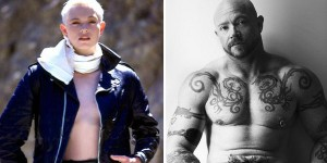 Buck Angel before and after