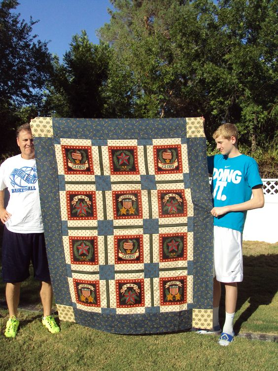 Guy Quilters