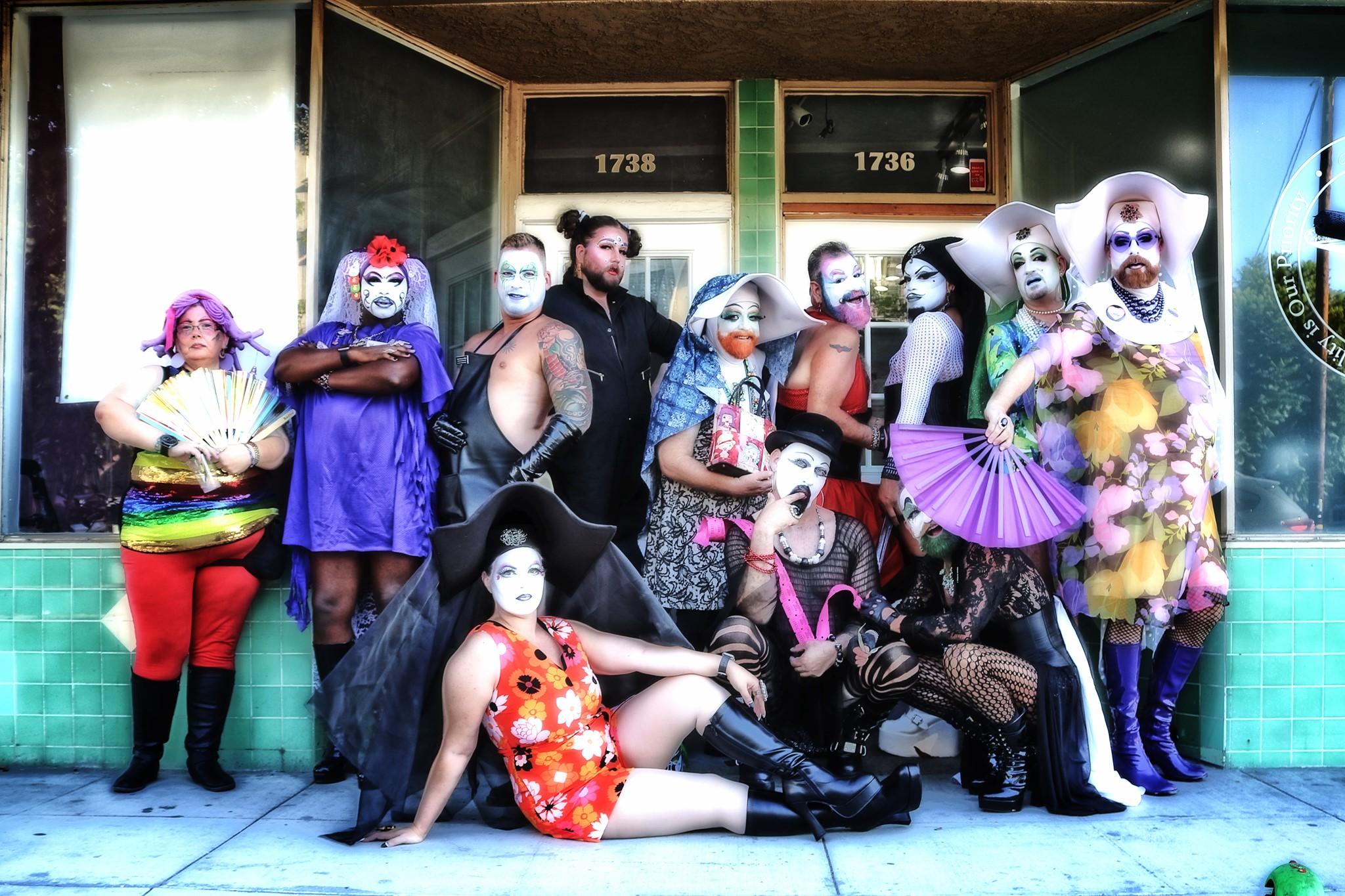 Photo Artist Jason Beamguard and his Models