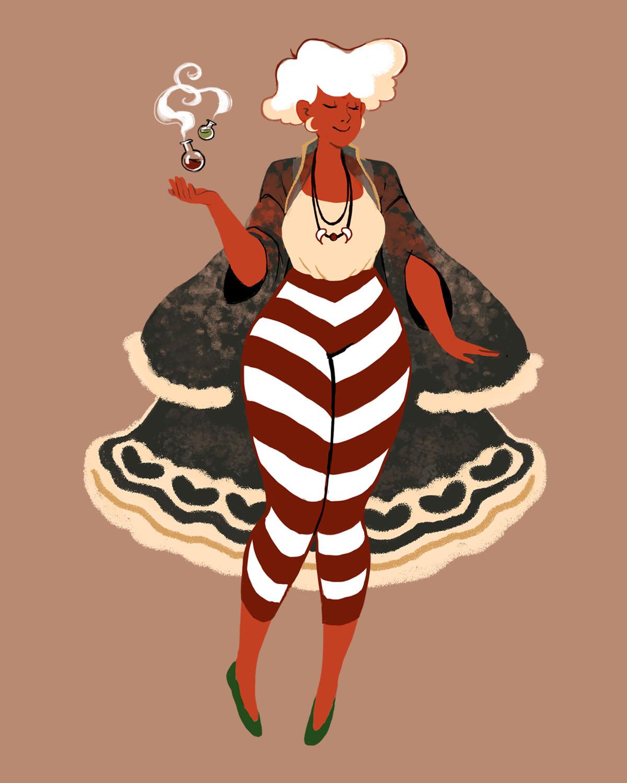 The Cecropia Silk Moth