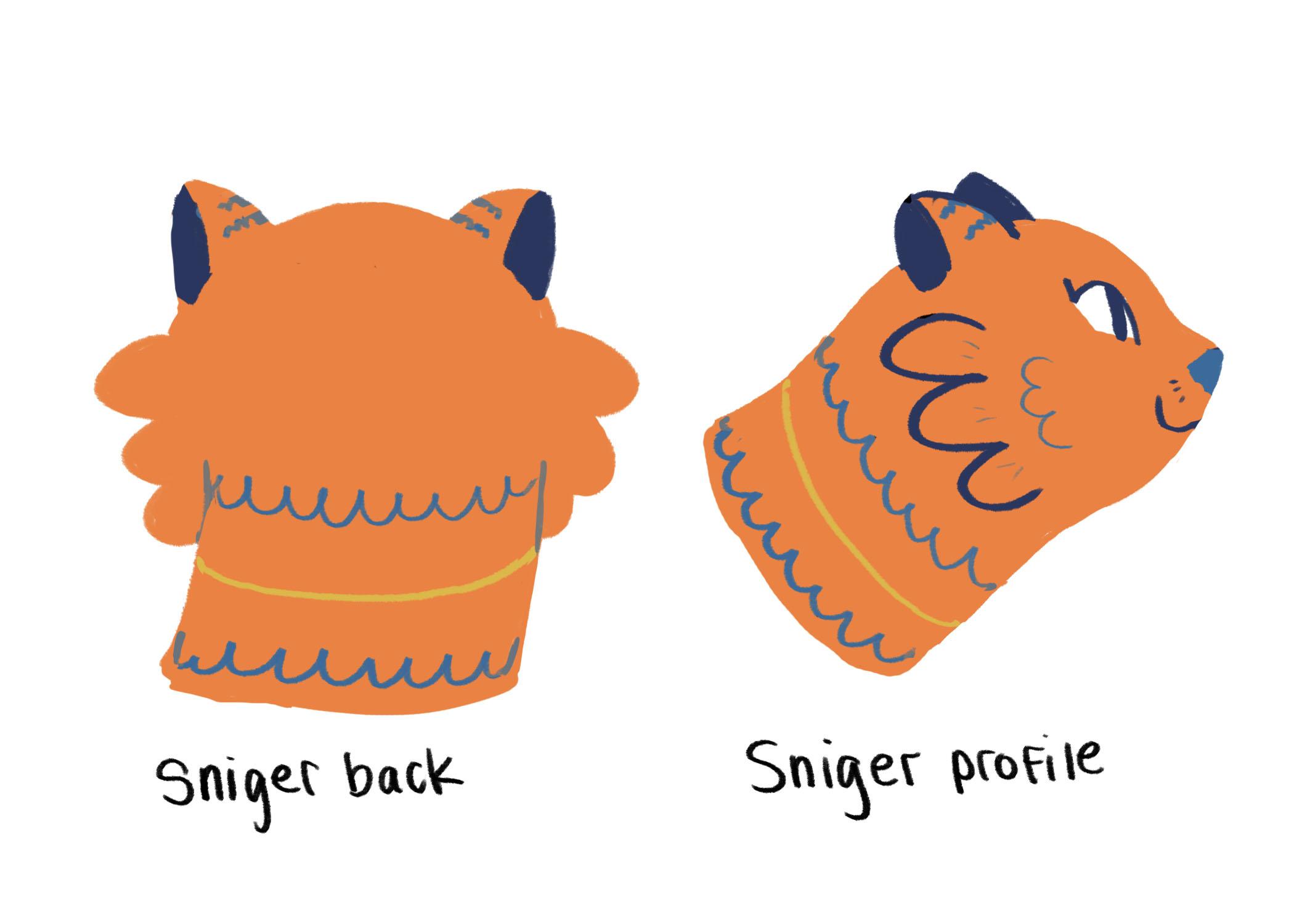 Sniger Style Sheet