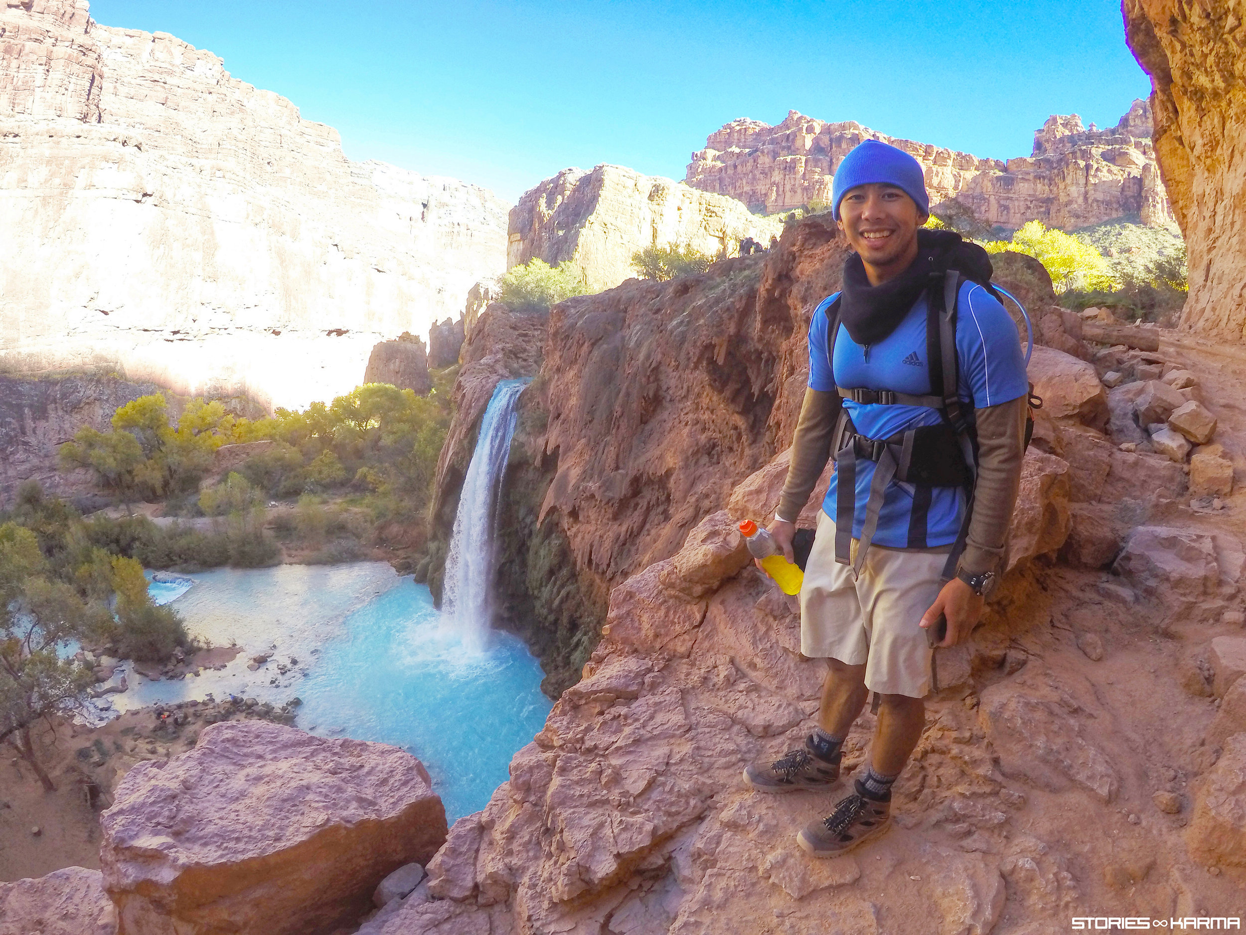 Havasu Falls / Anthony