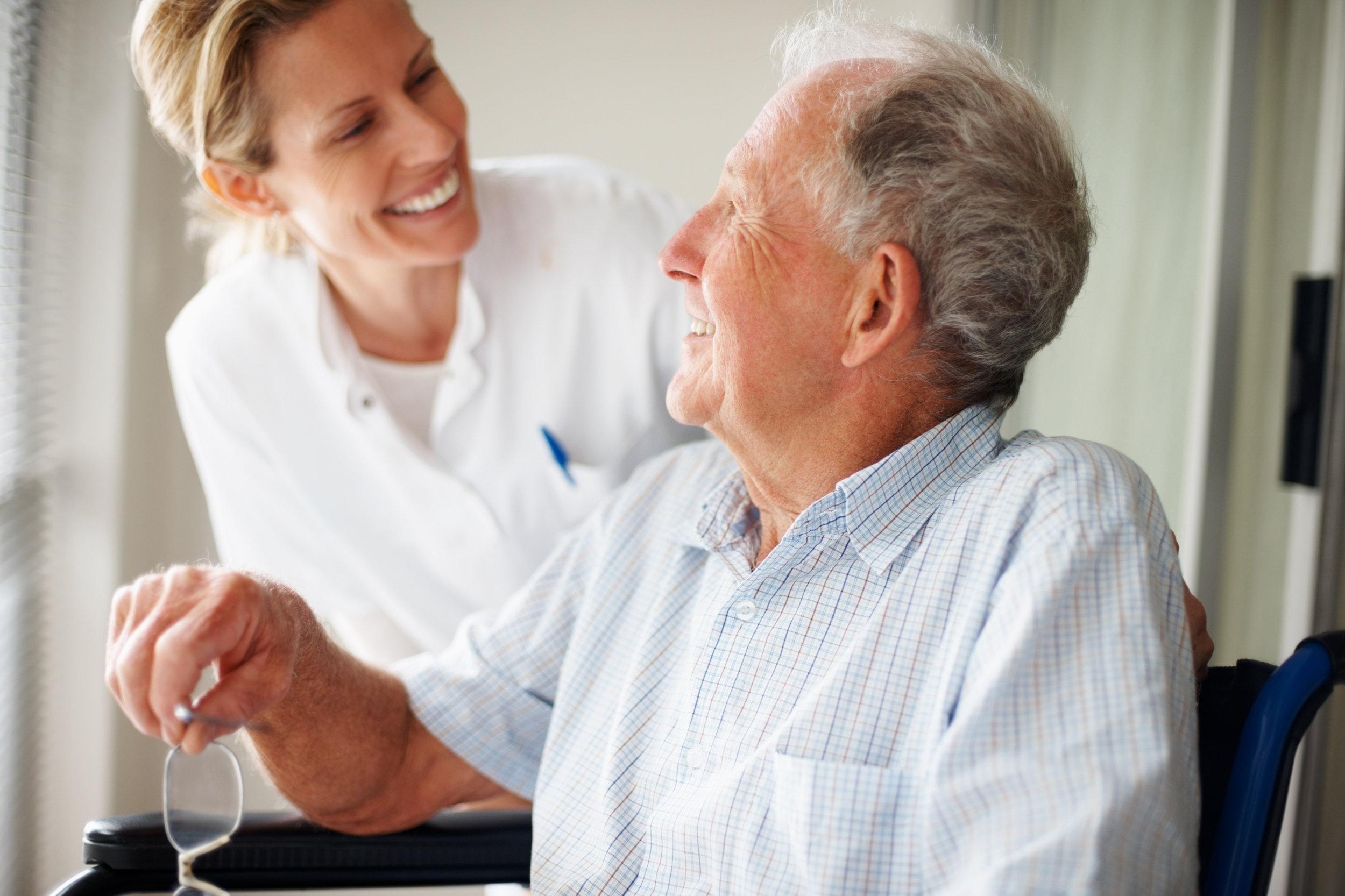Caregiver / Patient Relationship