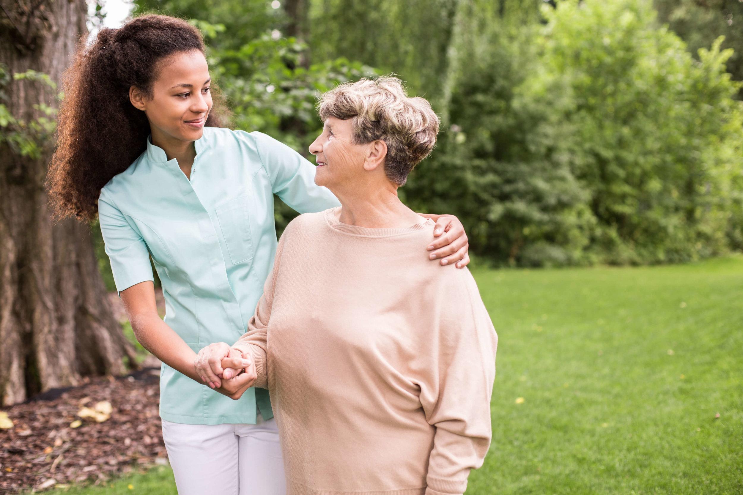 Speech Therapy for Seniors at Bella Vista Health Center