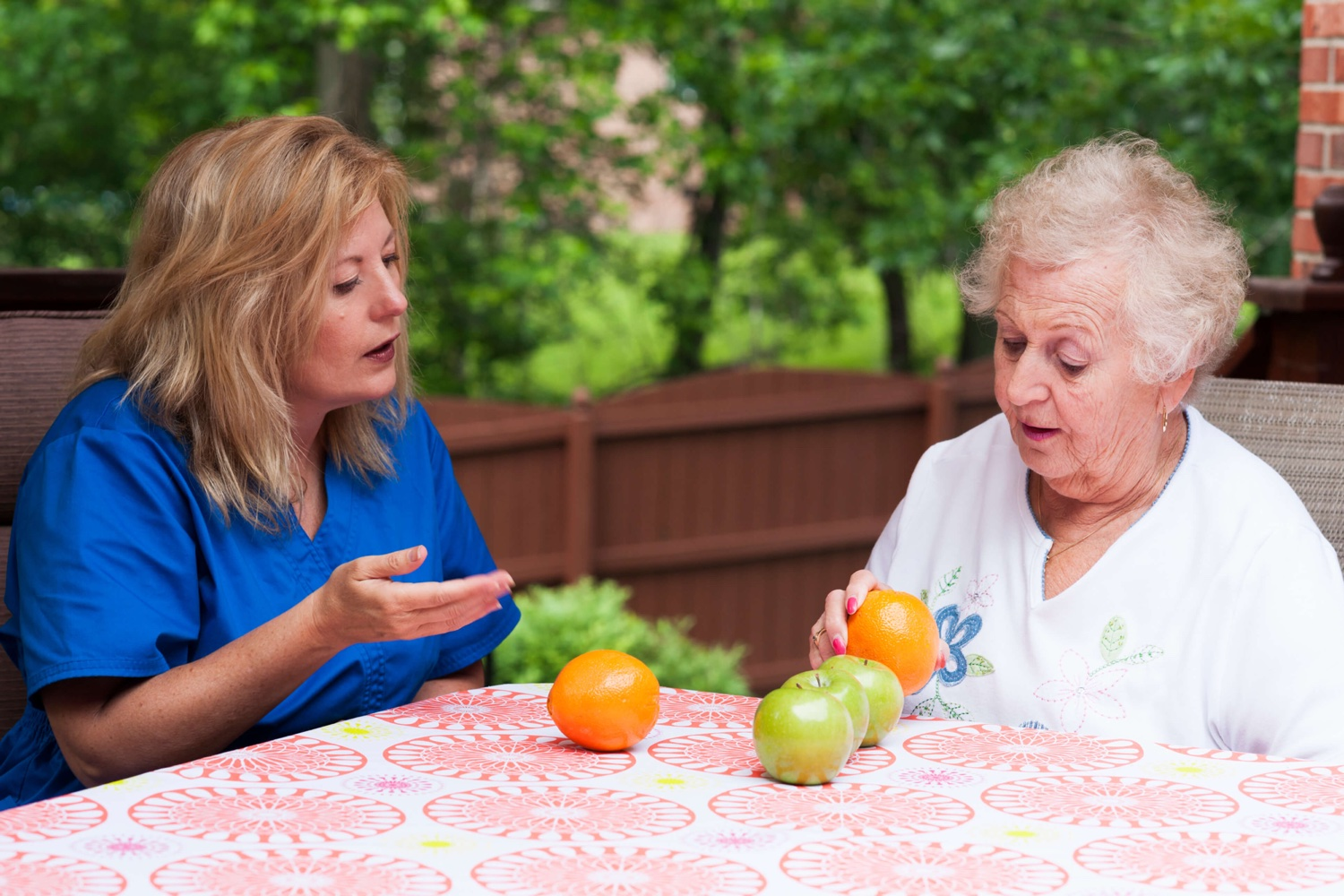 Speech Therapy for Seniors