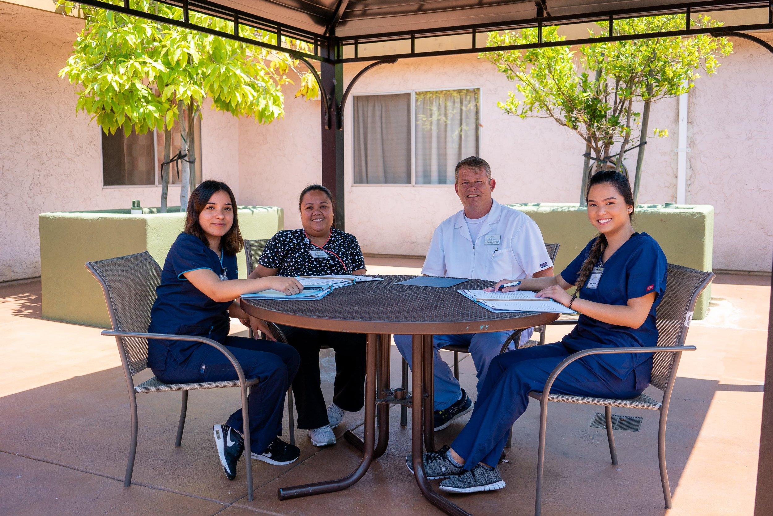 skilled-nursing-staff