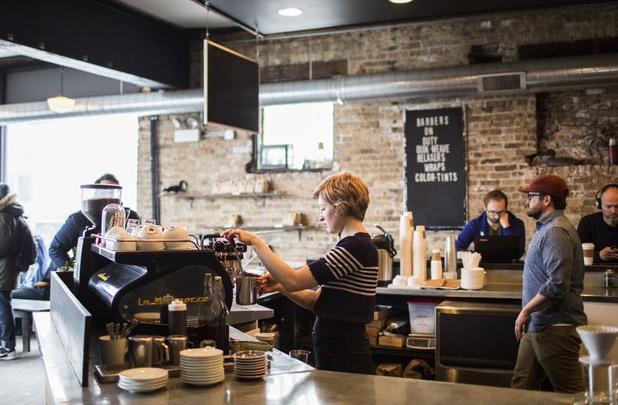 Gaslight Coffee Roasters, Chicago