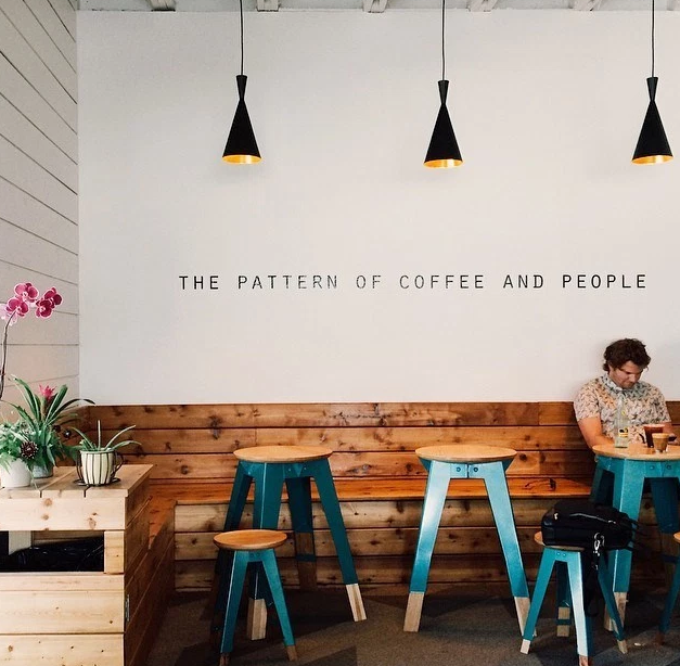 Houndstooth Coffee, Austin