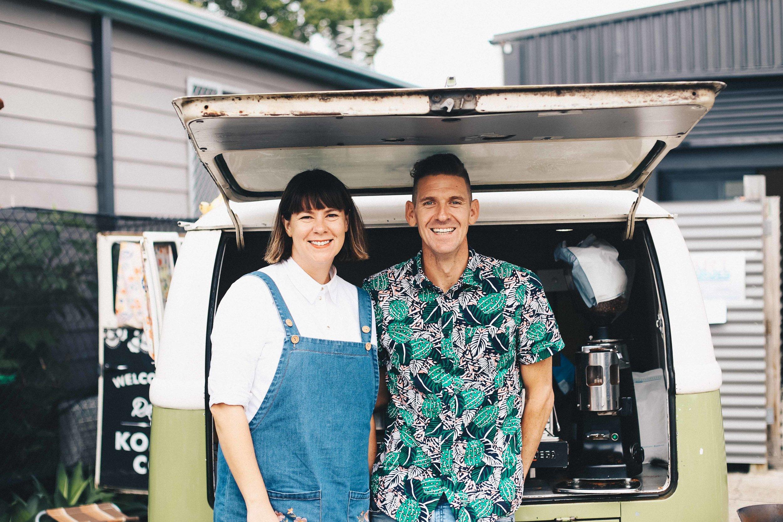 Mark & SaraRetro Kombi Co.NSW -