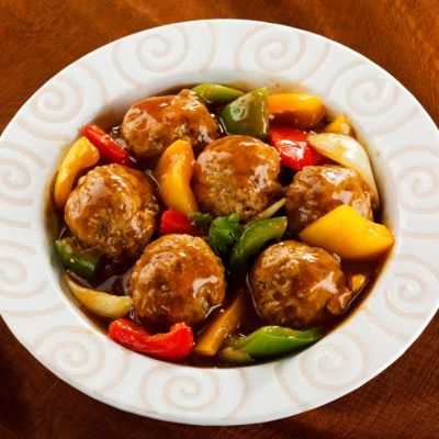 Mouthwatering Meatballs -