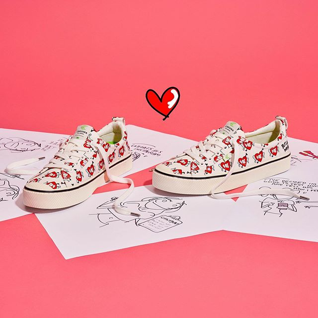 In honor of World Mental Health Day, let's get lovin' on ourselves !! My limited edish self lurve @cariuma sneakers won't be available much longer...Snag yours in the link in bio, with a portion of the proceeds going to the National Alliance on Mental Illness @namicommunicate so that we can give to those seeking the help and love they need and deserve💖