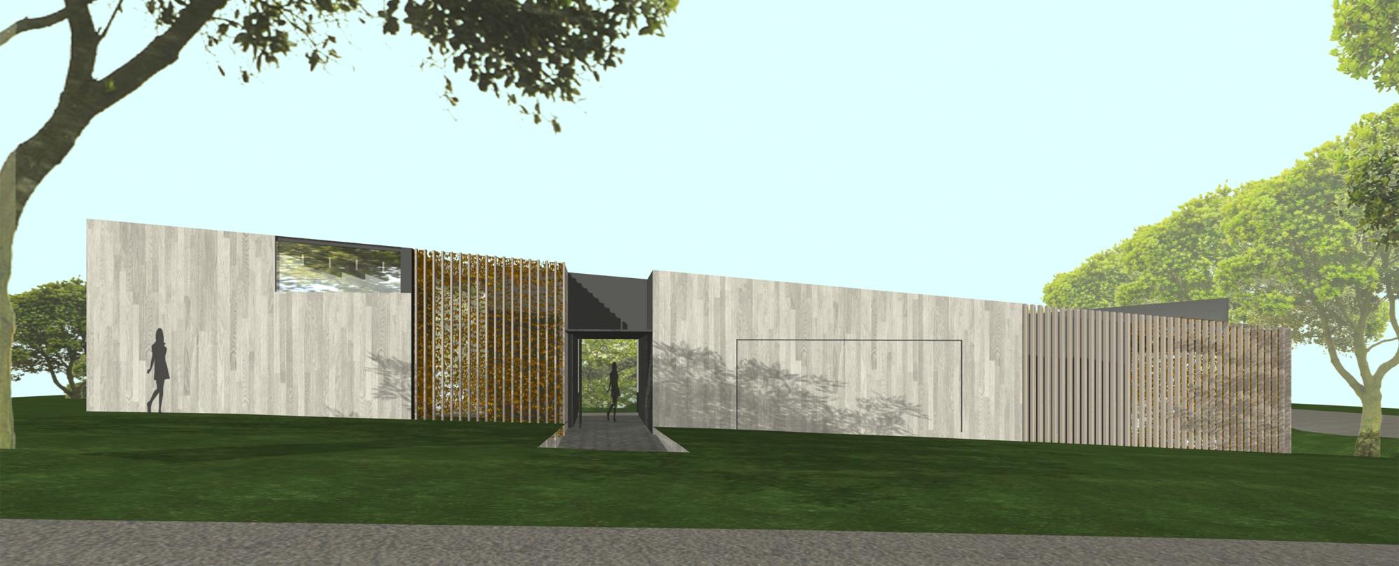 Flinders-Bower-Architecture
